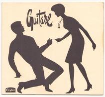 """Disque Souple Crylor Les Teen Guitares """" Twist Session """" - Formats Spéciaux"""