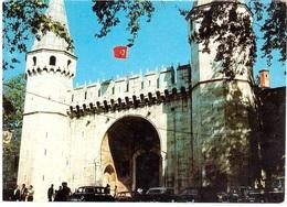 ISTANBUL TOPKAP MUSEUM - Turchia
