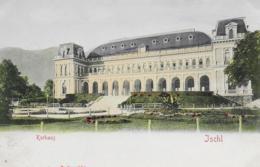 AK 0093  Bad Ischl - Kurhaus / Verlag Stengel & Co Um 1900-1910 - Bad Ischl