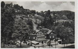 AK 0093  Kipsdorf - Hotel Tellkoppe / Verlag Adam Um 1940 - Kipsdorf