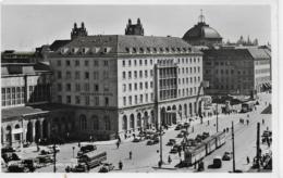 AK 0093  München - Bundesbahn-Hotel / Verlag Sussmann Um 1950 - München