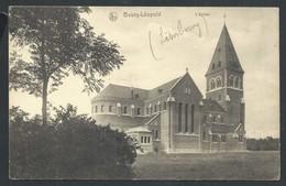 +++ CPA - LEOPOLDSBURG - BOURG LEOPOLD - L'Eglise - Nels   // - Leopoldsburg