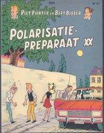 Piet Pienter En Bert Bibber 31: Polarisatie-preparaat XX (Pom) (De Vlijt 1980) - Piet Pienter En Bert Bibber