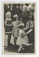 Cpa Zonneday 7 Juni 1946 Paleis Soestdijk Prinsesjes Princesses Beatrice Irene Margueret - Pays Bas ? 2scans - Familles Royales