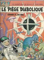 Blake Et Mortimer 8 Le Piège Diabolique  JACOBS  Edition Ancienne - Blake Et Mortimer