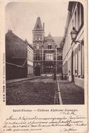 Sint-Niklaas :Château Alphonse Janssens. - Sint-Niklaas