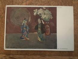 Tableau Japonais - Japon - Figurki De St. Filipkiewicz - Pintura & Cuadros