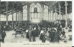 BELFORT - Intérieur Du Marché Couvert - Belfort - Ciudad