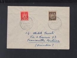 San Marino Lettera Aerea 1947 - San Marino