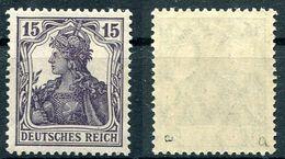 Deutsches Reich Michel-Nr. 101a Postfrisch - Geprüft - Deutschland