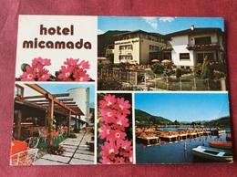 Italia Italië Italie Italy Calceranica Hotel Micamada - Hotels & Restaurants
