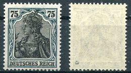 Deutsches Reich Michel-Nr. 104a Postfrisch - Geprüft - Deutschland