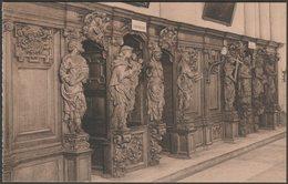 Confessionnaux, Eglise Notre Dame, Bruges, C.1910 - Thill Nels CPA - Brugge