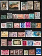 WORLDWIDE---Collection Of USED DL-650 - Stamps