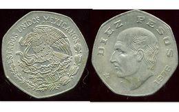 MEXIQUE 10 Pesos 1976 - Mexique