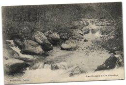 Les Gorges De La Corrèze - France