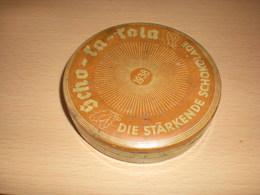 Schokolade Die Starkende 1938  Scho Ka Kola  Hilde Brand  Pld Box Tin - Boîtes/Coffrets