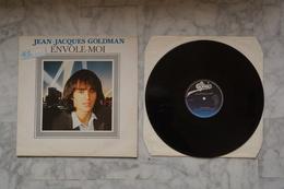 JEAN JACQUES GOLDMAN ENVOLE MOI MAXI 45T  DE 1984 VALEUR + - 45 T - Maxi-Single