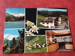 Italia Italië Italie Italy Val Martello. Pension Jägerheim - Alberghi & Ristoranti