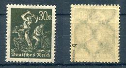 Deutsches Reich Michel-Nr. 243b Postfrisch - Geprüft - Ungebraucht