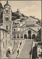Il Duomo, Amalfi, Campania, C.1950 - Mostacciolo Cartolina - Italy