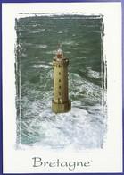 Phare De Kéréon Cp Années 90 ( Très Très Bon état) --2115 - Lighthouses