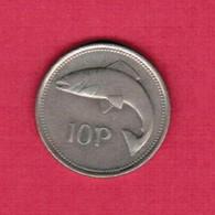 IRELAND   10 PENCE 1998 (KM # 29) #5216 - Irlande