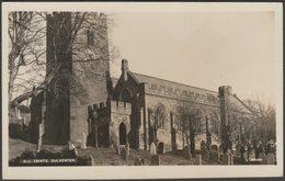 All Saints Church, Dulverton, Somerset, C.1920s - H Catford RP Postcard - Other