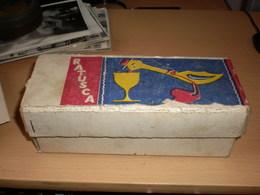 Ratusca Setoasa Old Box Cardboard - Boîtes/Coffrets