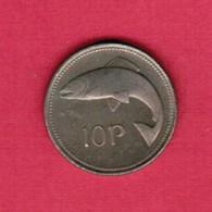 IRELAND   10 PENCE 2000 (KM # 29) #5218 - Ireland