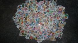 Lot De 2250 Timbre MONDE A Trier - Stamps
