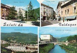 Vicenza - Valdagno - Saluti Da Valdagno - Vedutine - - Vicenza