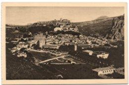 Sisteron - Vue Générale (Côté Ouest) - Sisteron