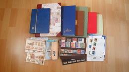 Restlot Mit Verschiedenen Ländern - Briefmarken