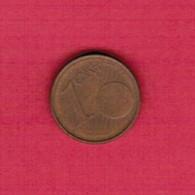 IRELAND   1 EURO CENT 2002 (KM # 32) #5225 - Irland