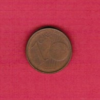 IRELAND   1 EURO CENT 2002 (KM # 32) #5225 - Ireland