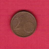 IRELAND   2 EURO CENTS 2003 (KM # 33) #5226 - Ireland