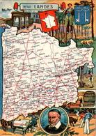 PINCHON - Année 1945 - Département Des Landes ( 40 ) - Mont-de-Marsan Dax Sabres Rochefort Mimizan Pissos Peyrehorade - Illustratoren & Fotografen