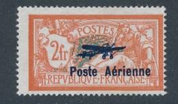 CH-139: FRANCE: Lot  Avec PA  NEUF SANS GOMME N° 1 - Poste Aérienne