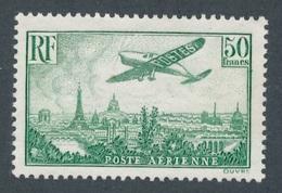 CH-140: FRANCE: Lot  Avec PA  NEUF SANS GOMME N° 14 - Poste Aérienne