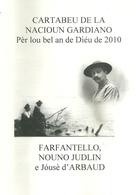 REVUE CARTABEU NACIOUN GARDIANO NATION GARDIANE FARFANTELLO D'ARBAUD JUDLIN BARONCELLI CAMARGUE - Provence - Alpes-du-Sud