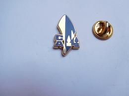 Beau Pin's En Zamac , Marine Bateau , Chantiers De L'Atlantique - Barcos
