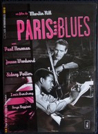 PARIS - BLUES - Un Film De Martin Ritt - ( 1961 ) - Paul Newman - Sidney Poitier - Louis Amstrong - Serge Regiani . - DVD