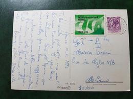 (7395) ITALIA STORIA POSTALE 1972 - 1946-.. République