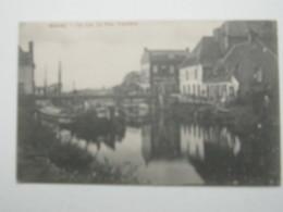 Carte Postale  ,  WERVIG  1915 - Wervik