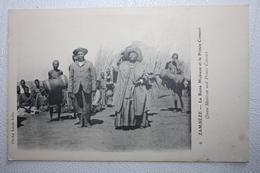 Zambèze - La Reine Mokwae Et Le Prince Consort - Zambie