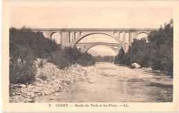 FR66 CERET - LL 8 - Bords Du Tech Et Les Ponts - Belle - Ceret