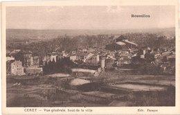 FR66 CERET - Parayre - Vue Générale - Haut De La Ville - Belle - Ceret