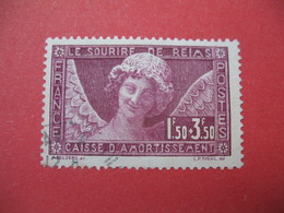 Timbre N° 256     Oblitéré  TB - France
