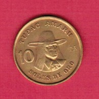 PERU   10 SOLES 1978 (KM # 272.2) #5231 - Peru
